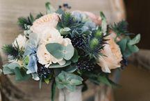 Toledo-Hoffarth Wedding Flowers
