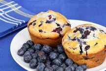 muffins (zoet,hartig,ontbijt )