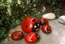 Ladybug / by Shubhangee A Patil
