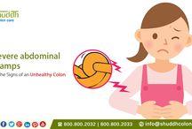 #Severe #abdominal #cramps