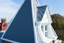 Majestic Slate Historic Preservation / by EcoStar LLC, Sustainable Roofing