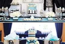 Breakfast at Tiffany's Baby Shower / by Irina Tu'ifua