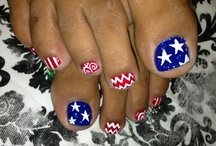 Nails & Toes, Nails & Toes / by Brittany Albright