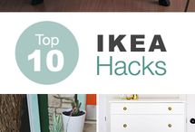 Home Ideas / IKEA hacks etc