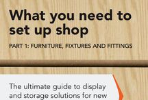 What You Need To Set Up Your Own Retail Shop / The Ultimate Guide To Setting Up Your Physical Retail Shop From Shopfitting Warehouse.