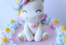 fiesta cumple Emma de unicorno