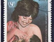 Breastfeeding on postage stamps :) / Wouldn't it be great to have something like this in the UK?
