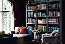 Interior - Library