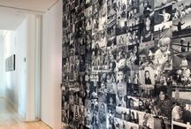 Foto Afdrukken En ophangen als Collage