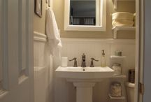Bathrooms and Kitchen ideas / by Ashley Olsen