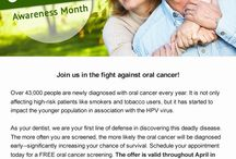 Oral Cancer - Simi Valley Dentist / With an early diagnosis, oral cancer can be treated and cured on time. Schedule an appointment with our Simi Valley dentist: (805) 522-0880 http://www.simidentist.com/oral-cancer-simi-valley.aspx