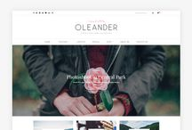Great Wordpress Themes / Board containing great premium wordpress themes.