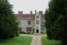 """Chawton House Library / The """"Great House"""" in the village of Chawton, this house formed part of the estate owned by Jane Austen's brother, Edward Knight, and is now The Centre for the Study of Early English Women's Writing 1600-1830."""