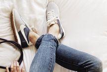 Running shoes / by Kristina Ryadinskiy