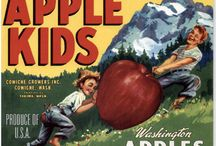 Healthy Eating – Apple Labels and Recipes