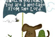 Religious / Good words.