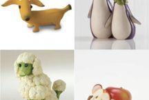 zwierzęta z owoców