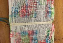 Bible journaling zelf