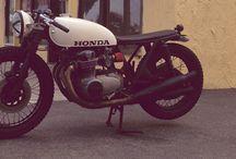 Motos estilosas