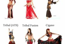 bellydance poses