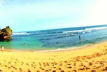 Beach sundak