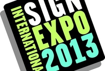 Sign Expo 2013 / We had a great time at ISA Sign Expo in Vegas!