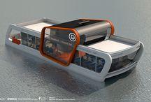 Transportation design by me