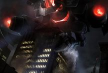 League of Legends / by Nathan Warren
