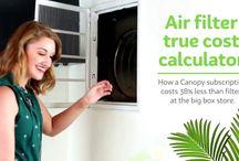Canopy Integrated Branding