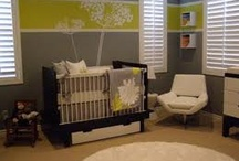 baby room inspirations / by Sheri Danko