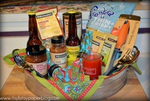 Gourmet Getaway Gift Baskets / by Pollinate Media Group®