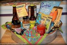 Gourmet Getaway Gift Baskets / by Pollinate Media Group®