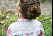 Little girl hair!!!