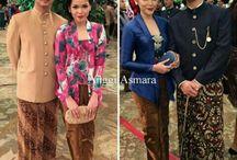 Batik, Kebaya, Tenun / Batik n tenun dresses, gowns, skirts n kebaya