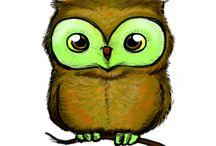 Owl Nest / by Trevor Hoban