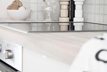 Home Decor - Kitchen / by Tiffany Burnham