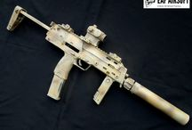 EAF Airsoft Custom Work