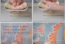 Newborn Photography / by Amy Stratton