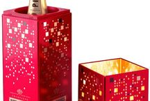 Luxury Champagne / To keep in mind for parties and work events.