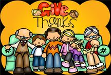 Thanksgiving / Thanksgiving fun for your little gobblers! / by Hilary Lewis - Rockin' Teacher Materials