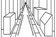 Fluchtpunktperspektive