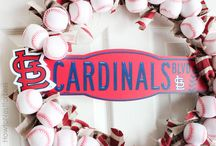 Love my Cardinals / by Debbie Rucereto