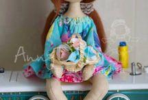 Dolls  2 / by Carol Radtke
