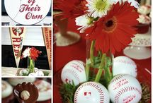 Cindy- Baseball jack and jill / Ideas for the Baseball portion of the theme
