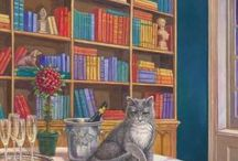 Cats in Literature and Poetry