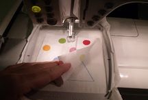 Embroidery Machine / Patterns, tutorials, and ideas for an embroidery machine