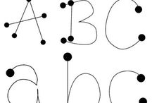 Black Dotted Alphabet Clipart - Dot to Dot Letters - 52 Letters Clip Art - Uppercase and Lowercase Letters / Black Dotted Alphabet Clipart - Dot to Dot Letters. WELCOME to this STUNNING collection of Dot to Dot Alphabet Clip Art images.   This bundle contains 52 high-quality Black and White Dot to Dot Alphabet Clip Art images. Images saved at 300dpi in PNG files.  This Dot to Dot Alphabet Clip Art set includes:  - uppercase and lowercase letters (Aa-Zz)  ENJOY!!!