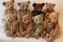 BEARS AND FELTED ANIMALS / BEARS AND FELTED ANIMALS