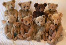 Teddy bears & things