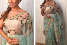 Saree wedding